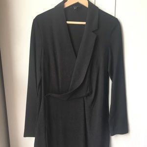 Cos black dress